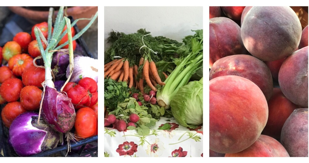 Groente en fruit op Sardinië