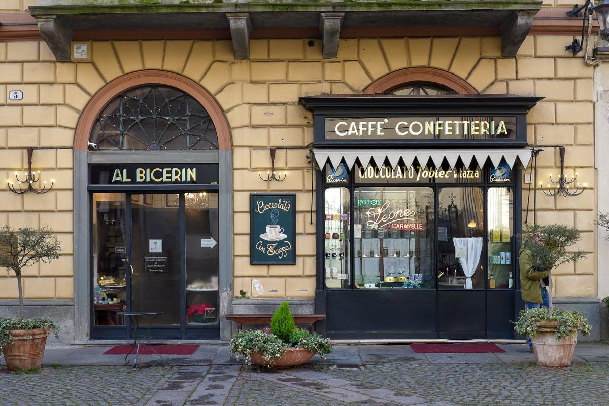 Caffè Al Bicerin in Turijn