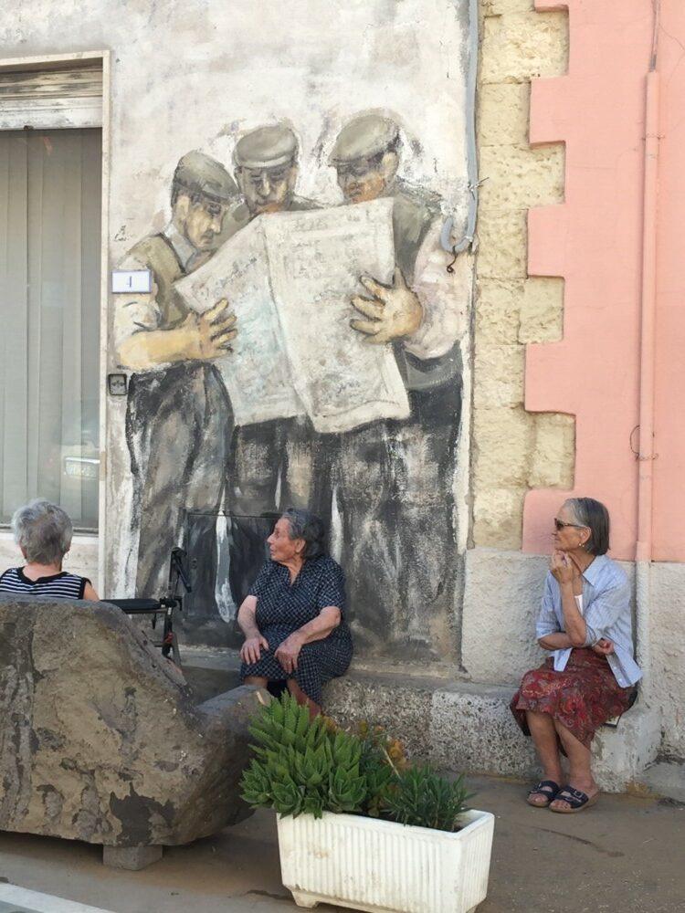 Murales in San Sperate