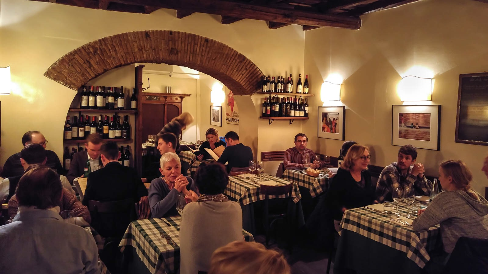 Restaurants in Rome: Ditirambo
