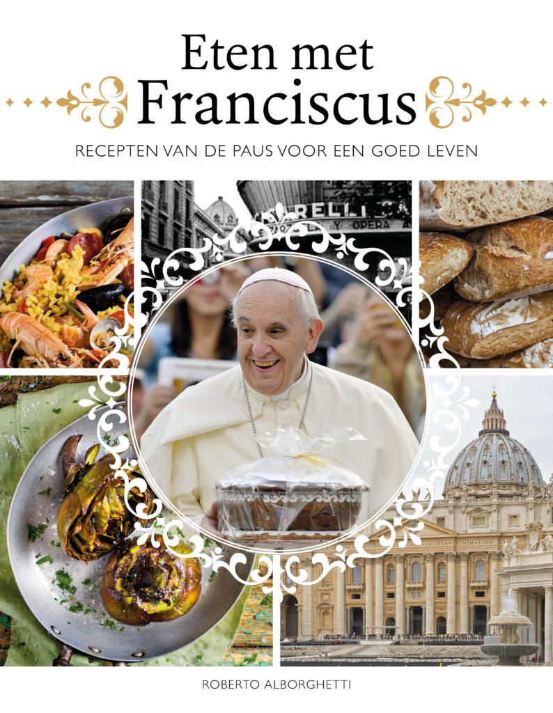 Kookboek: Eten met Franciscus