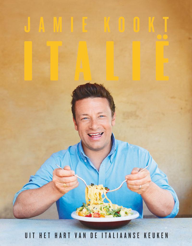 Kookboek Jamie kookt Italië