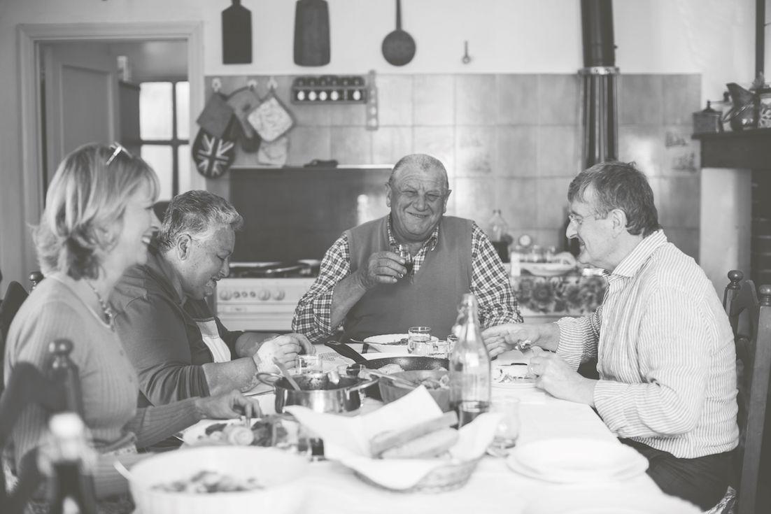 Uit het kookboek Toscane van Giancarlo en Katie Caldesi