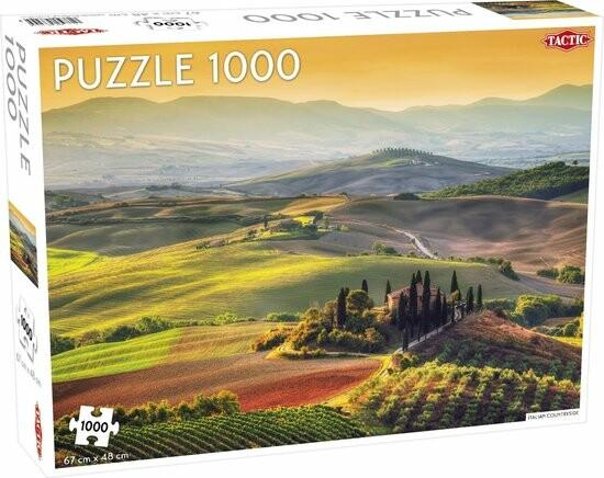 puzzel Toscaans landschap