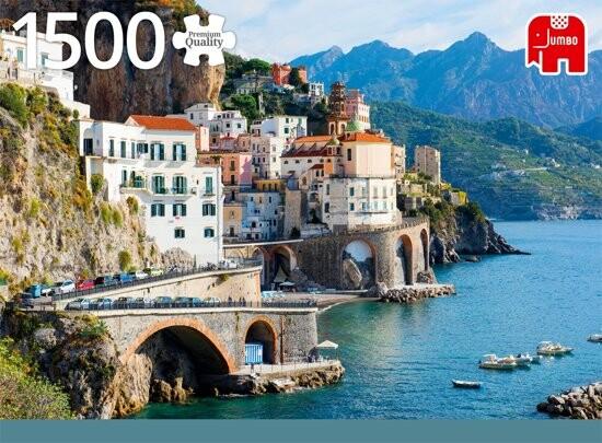 legpuzzel van Italië - Amalfikust