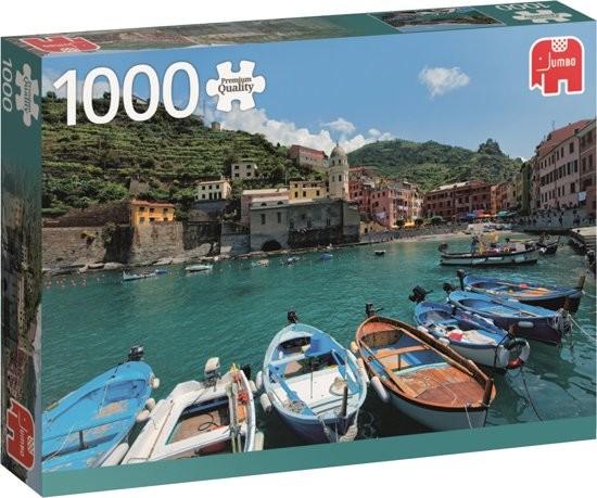 puzzel van Italië - Cinque Terre