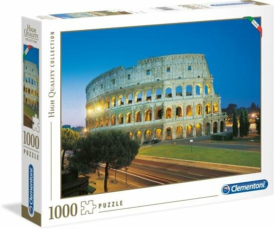 legpuzzel van het Colosseum in Rome