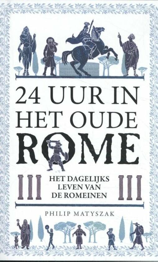 In het oude Rome, het dagelijks leven van de Romeinen
