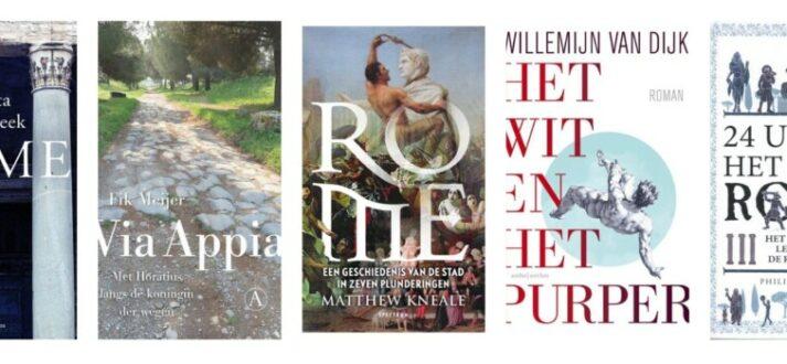 lezen over Rome - deel 2