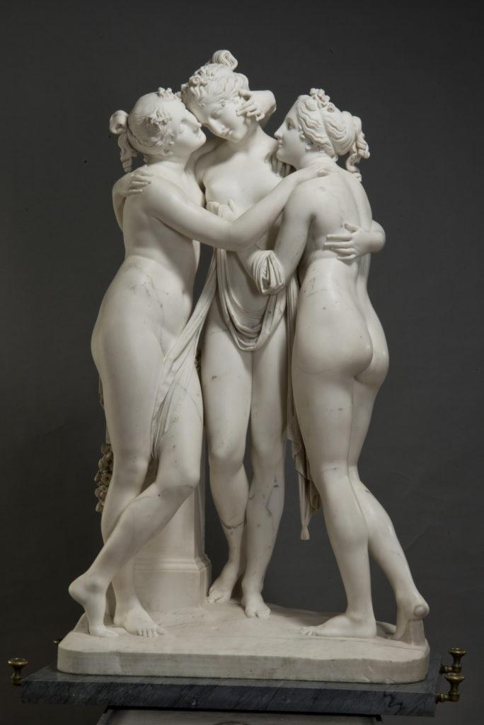 Drie Gratiën van Canova