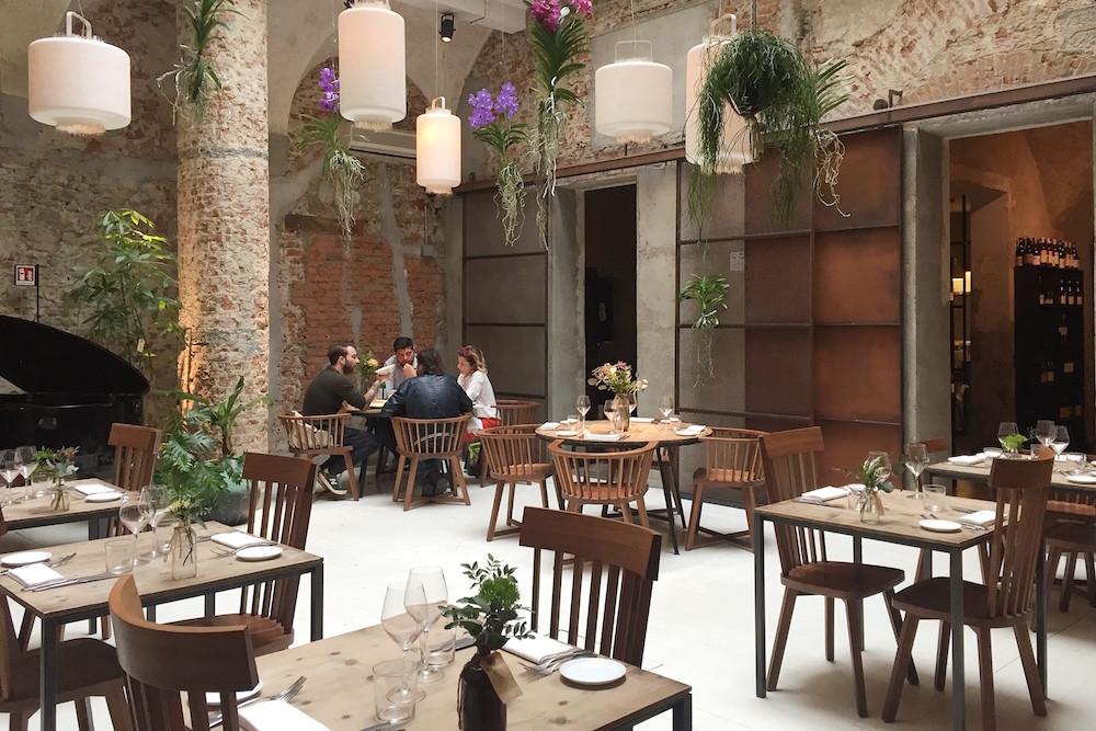 restaurants in Florence - La Ménagère