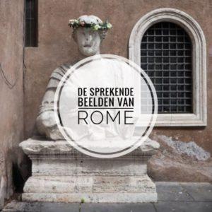 De sprekende beelden van Rome