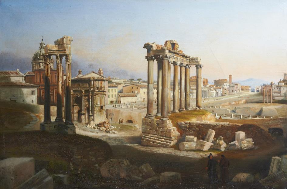 Forum Romanum, Robert MacPherson