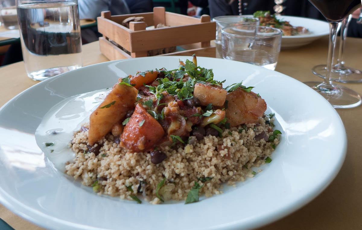 Uit eten in Milaan - Erba brusca