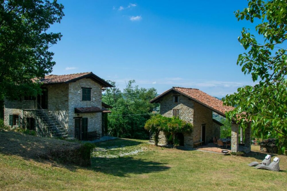 Vakantiehuis in Piemonte – Casa Dolce Vista
