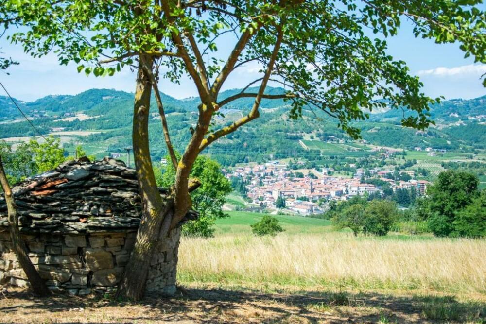 Vakantiehuis in Piemonte met adembenemend uitzicht – Casa Dolce Vista